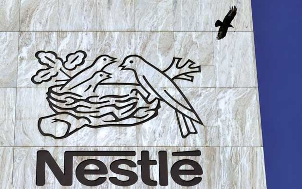 Buxton water and Nestle