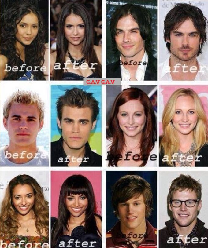 vampire diaries cast are they dating The vampire diaries is an eight-season fantasy show about  who turns out to be a vampire they begin their  especially when elena starts dating the new.