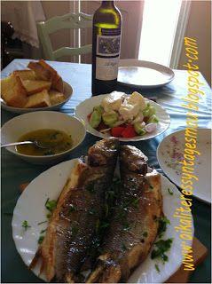 Οι καλύτερες συνταγές μου... με μπαχαρικά και μυρωδικά: Σάλτσα μουστάρδας για ψητά ψάρια