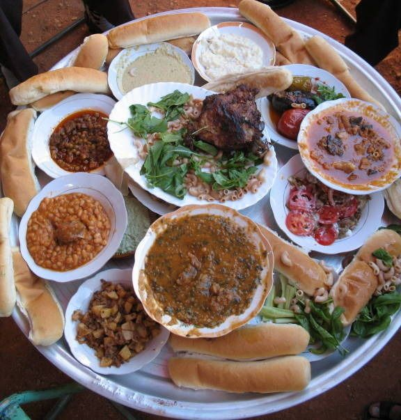 Find out WHAT THE LOCALS EAT BEFORE YOU TRAVEL See what food is eaten in SUDAN. Get all the information at http://www.allaboutcuisines.com/local-food/sudan.
