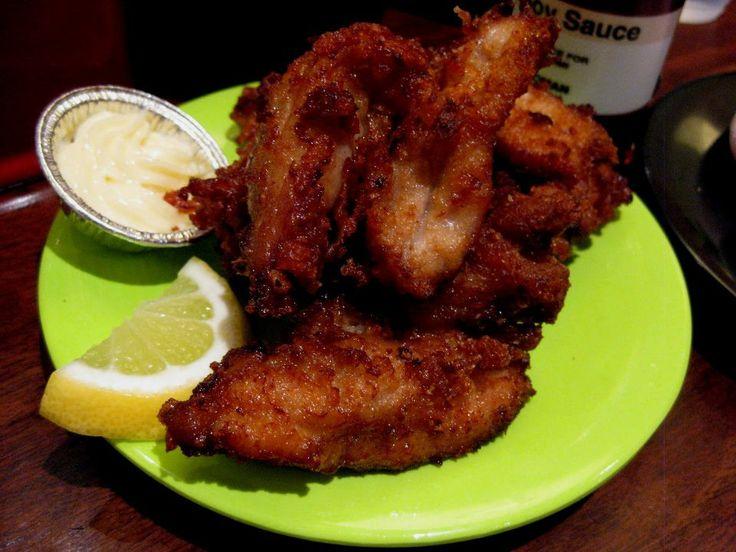 Bonless Chicken Fry...