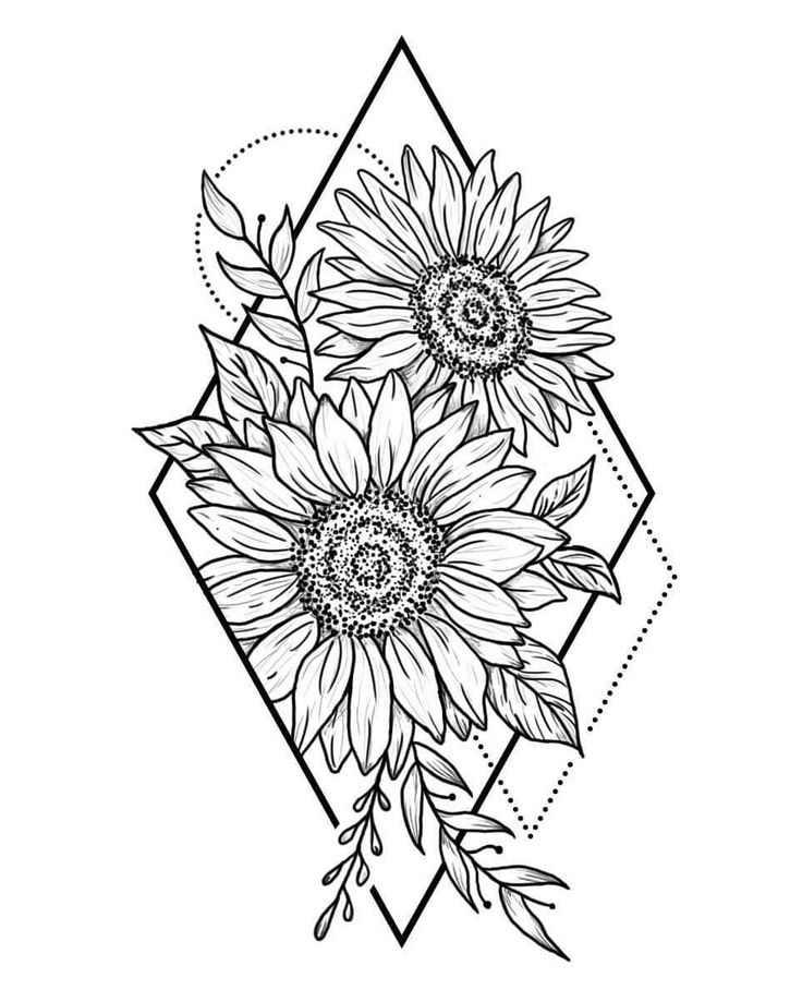 Watch the Best YouTube Videos Online – despite knowing they won't be here for long they still choose to live their brightest lives sunflowers – rupi kaur // Gorgeous wee tattoo I designed for a lovely lady for her first tattoo . . .