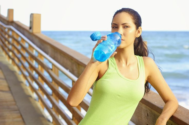 Carry your #water bottle