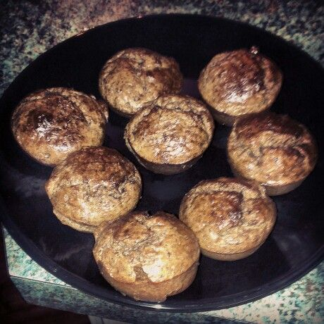 Slimming world weetabix muffins its two weetabix, a toffee muller light, 2 eggs and any flavouring you like, I have used almond and made some today with mixed spice. Crush your weetabix then mix with everything else. Cook for 25 mins at 180. Makes four muffins which can be used as your healthy b for the day
