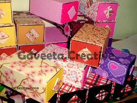 Kotak kado (Gift Box) | Box Souvenir | Hantaran | Digital Printing: Box Souvenir Single Drawer