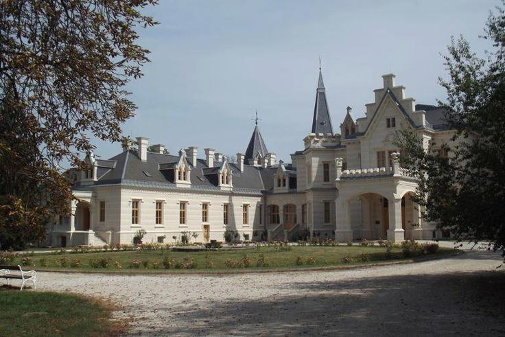 Nádasdy Castle, Nádasladány, Hungary, Europe