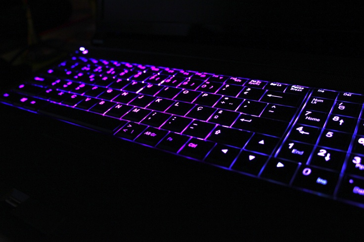Psychedelic keyboard by ATeresaSantos