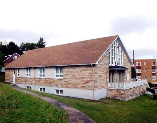 SHAWINGAN QC - Eglise  Centre Evangelique