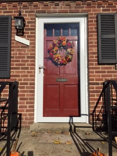 1000 Ideas About Storm Doors On Pinterest Wood Screen