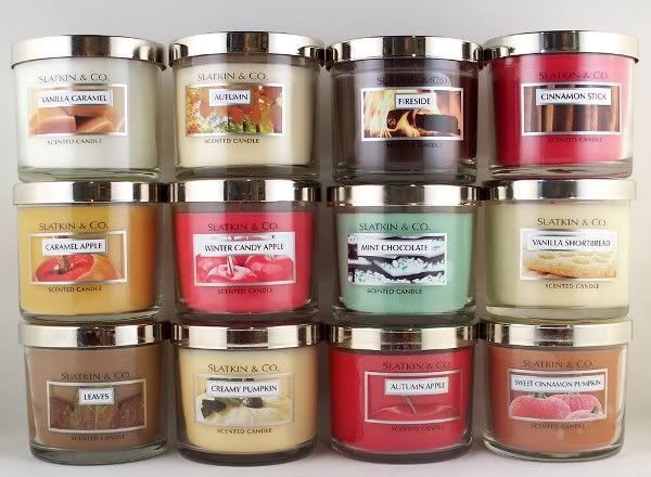 LOVES! Yes, LOVES!! I LOVE LOVE LOVE Bath and Body Works candles