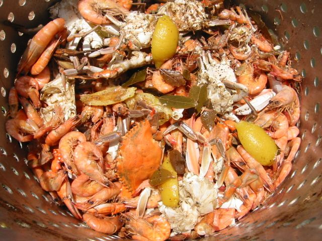 how to make a crab boil bag