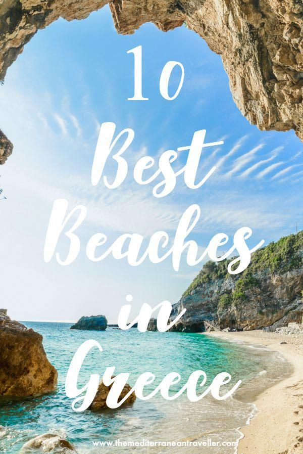 The 10 Most Beautiful Beaches In Greece Greece