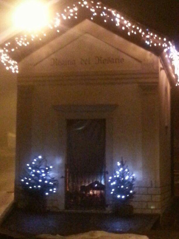 #La chiesetta del Rosario