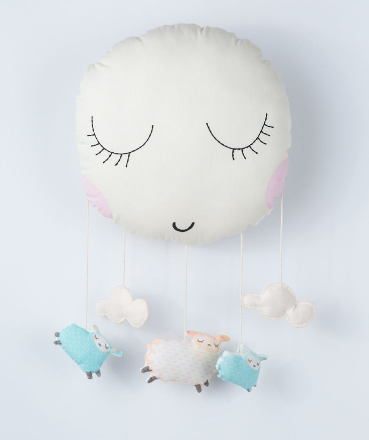 13 best gifts for baby v images on pinterest christmas presents counting sheep wall dcor negle Choice Image