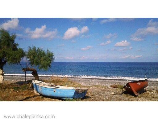 Along Maleme coast by www.chalepianka.com