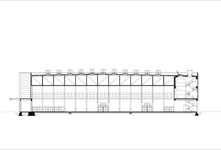 Gmp Architekten - Von Gerkan, Marg und Partner, Marcus Bredt · Exhibition Hall 19/20 of Deutsche Messe in Hanover