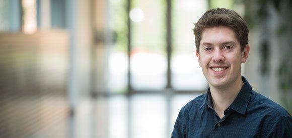 Meet Alexander Harmsen, B.A.Sc '15, Engineering Physics #UBCAPSCstars