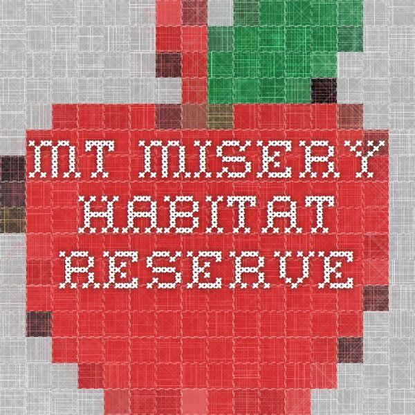Mt Misery Habitat Reserve