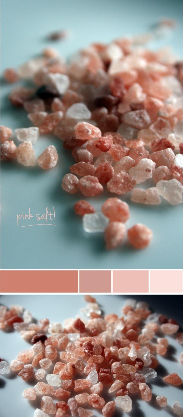 pink #Himalayan sea salt