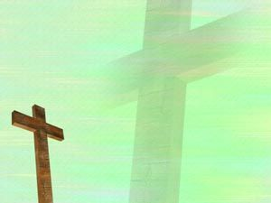 free christian powerpoint templates cross 06 presentation backgrounds pinterest