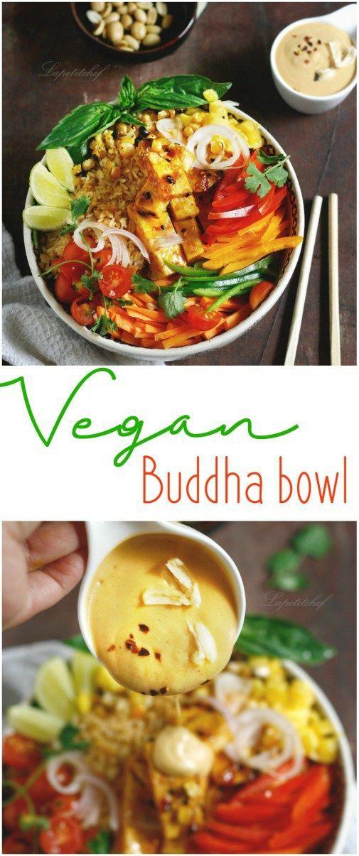 vegan buddha bowl - one pot solution to mad weeknights!