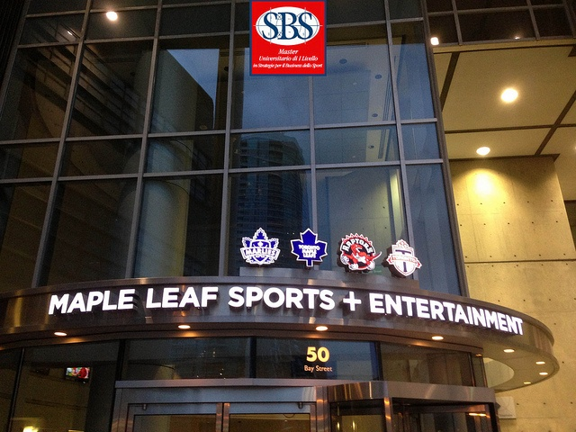 Mastersbs, sbs, master, toronto, viaggio studio, mastersbs.it , mapleleaf, maple leaf, sports, nhl, canada, sport business