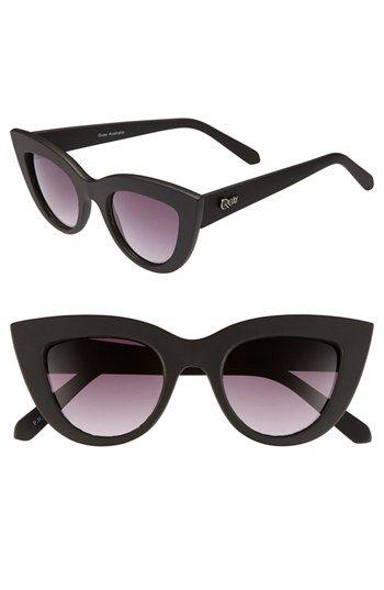 Quay 'Kitti' Sunglasses available at #Nordstrom https://twitter.com/cgmsingsjmin/status/903143810196058113