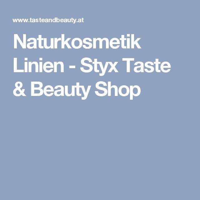 Naturkosmetik Linien - Styx Taste & Beauty Shop