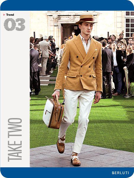 Mens Fashion Is Soooo Boring