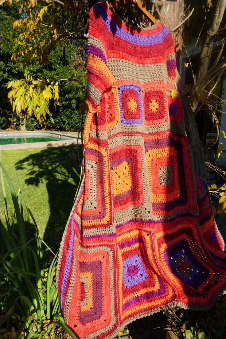 Abrigo Crochet (MOS)