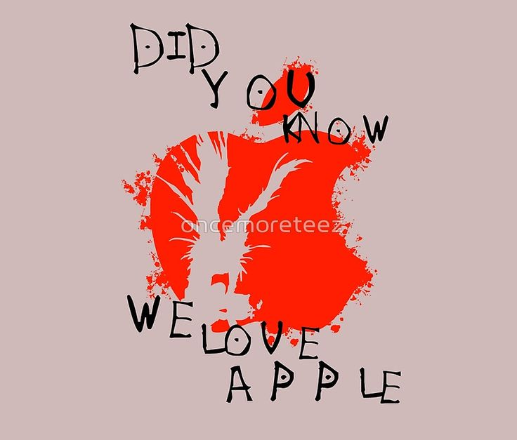 We Love Apple, Death Note Anime