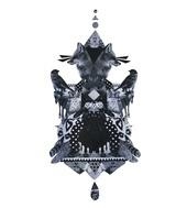 RUTH CRONE FOSTER - Foxer  ArtRebels Paper Cuts   #illustrations #illustraion #poster #artrebels