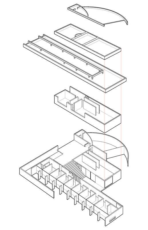 21 best [02] images on pinterest architecture, arches and architects Eames House Plan Section Elevation biggie smalls, tadao ando, freshman, le corbusier, floor, drawing, house, workshop, drawings eames house plans sections and elevations