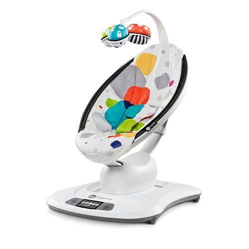 "4moms® MamaRoo® Infant Seat - Multi-Plush - 4moms  - Babies""R""Us"