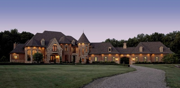 25 best french house plans ideas on pinterest house for House builders in michigan
