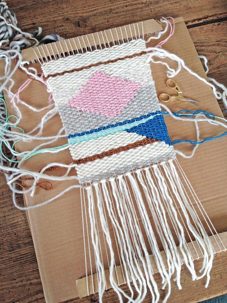 metier a tisser laine mode d emploi
