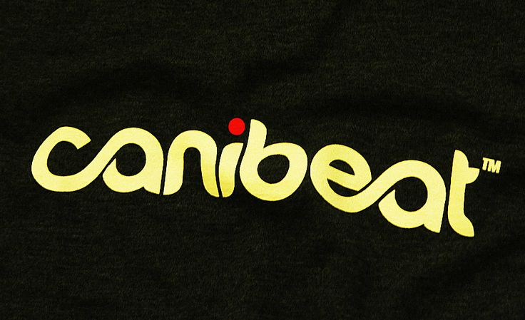 Branding for Canibeat T-Shirt