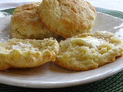 All That Splatters: Country Biscuits & Honey