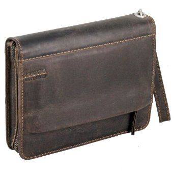 """Green Country West Coast Men's Leather Bag 24 cm (fifth) best offer """"leather bags mens"""