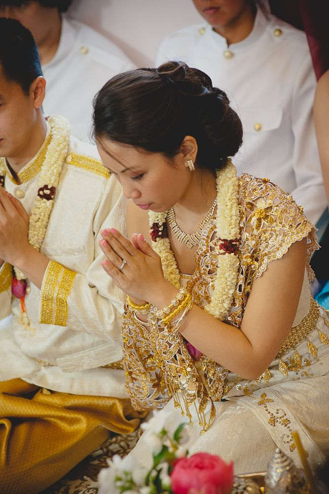 Mariage traditionnel cambodgien : Roselyne & Victor | My Cultural Wedding Chic
