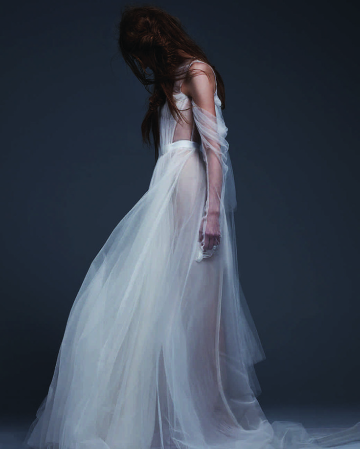 Vera Wang Fall 2017 Wedding Dress Collection