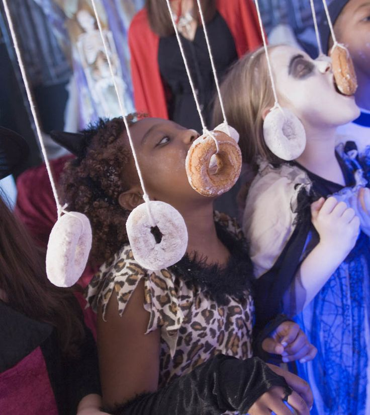 25 Halloween Party Game Ideas - from easy to more elaborate.