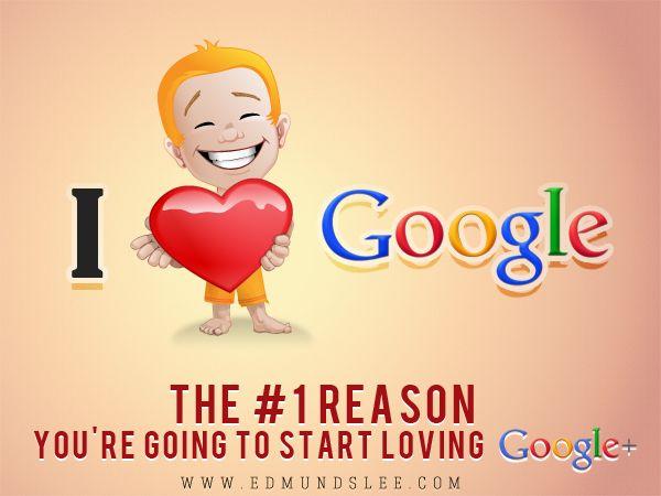 #Google Communities: The #1 Reason You're Going to Start Loving #Google+