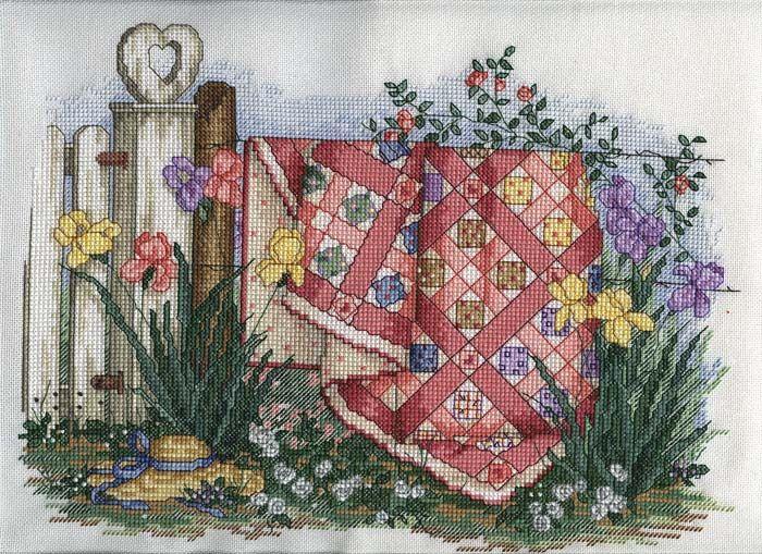 92 best ponto cruz paisagem images on pinterest for Garden of eden xml design pattern