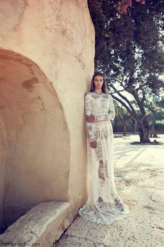 Liz Martinez 2014 Evening wear & Bridal Collection