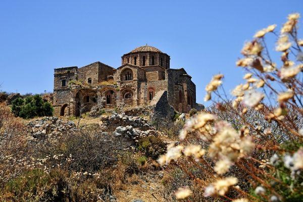 Church of Agia Sofia, on top of Monemvasia Castle