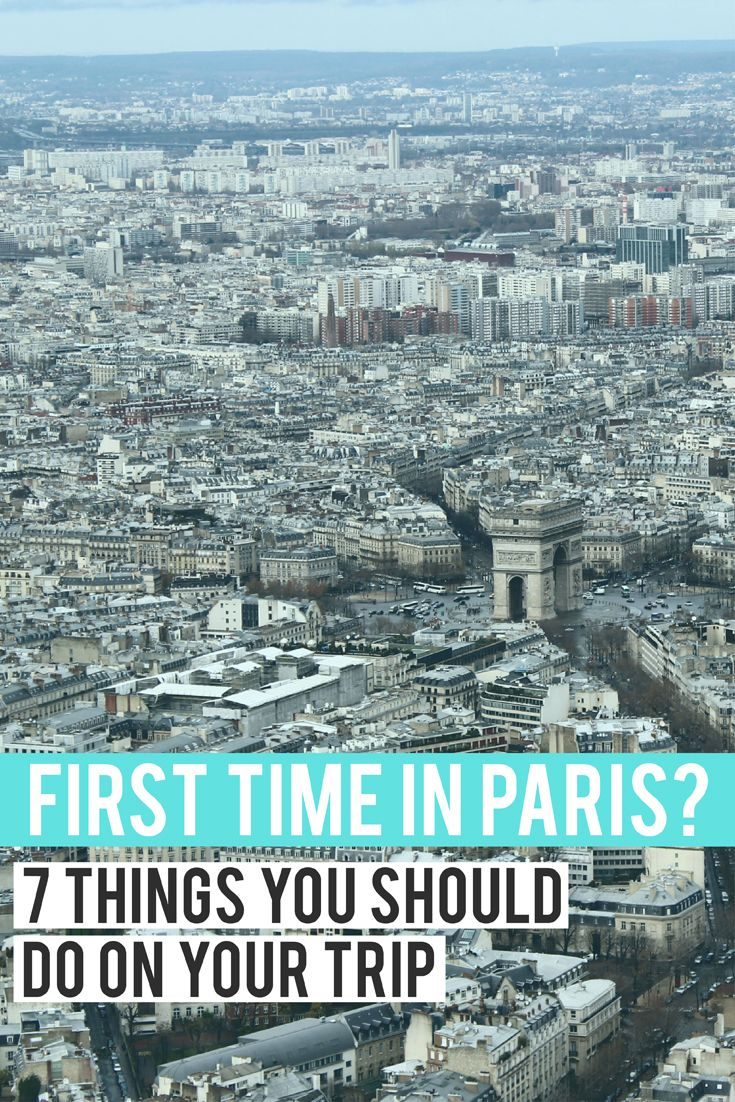 From the popular tourists spots like the Eiffel Tower and Arc de Triomphe to the side streets of Montmartre and the artist haven of Le Marais, here are 7 things to do on your holiday in France's capital city.