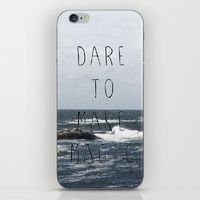 Dare to make magic iPhone & iPod Skins from FloraInspiro SHOP http://shop.florainspiro.com photo by Emelie Ekborg