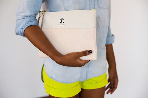 need neon yellow shorts.