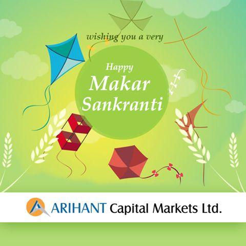 Team #Arihant wishes you a very Happy #MakarSankranti